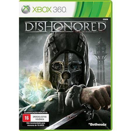 Dishonored Seminovo – Xbox 360