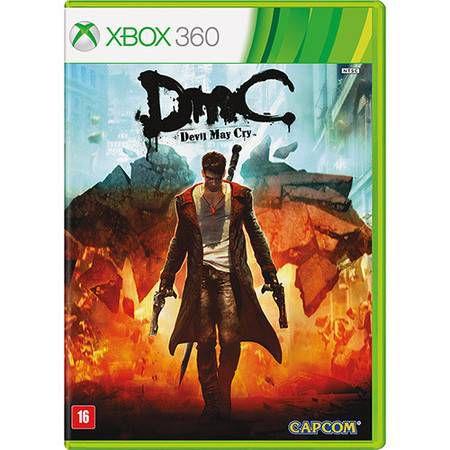 DMC: Devil May Cry Seminovo – Xbox 360