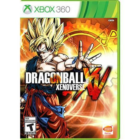 Dragon Ball Xenoverse Seminovo – Xbox 360