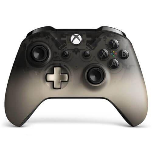 Controle Xbox One S Phantom Black - Xbox One