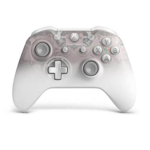 Controle Xbox One S Phantom White – Xbox One