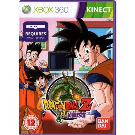 Dragon Ball Z For Kinect Seminovo – Xbox 360