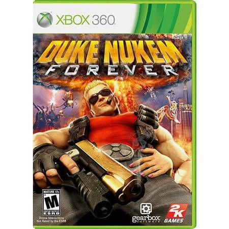 Duke Nukem Forever Seminovo – Xbox 360
