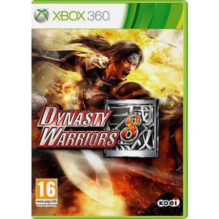 Dynasty Warriors 8 Seminovo – Xbox 360