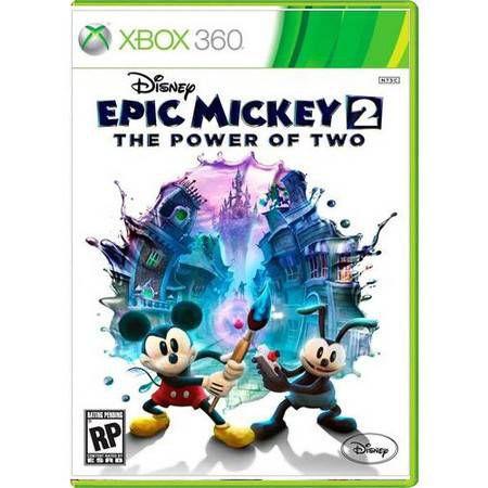 Epic Mickey 2: Power Of Two Seminovo – Xbox 360