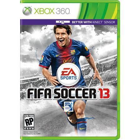 FIFA 13 Seminovo – Xbox 360