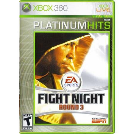 Fight Night Round 3 Semi-Novo – Xbox 360