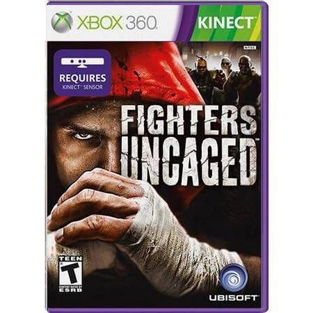Fighters Uncaged Seminovo – Xbox 360