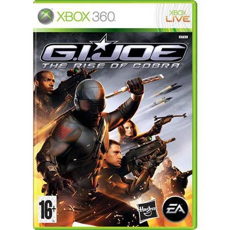 G.I. Joe The Rise Of Cobra Seminovo – Xbox 360