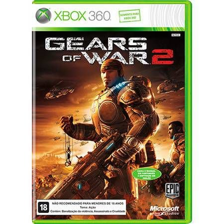 Gears Of War 2 Seminovo – Xbox 360