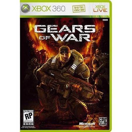 Gears Of War Seminovo – Xbox 360