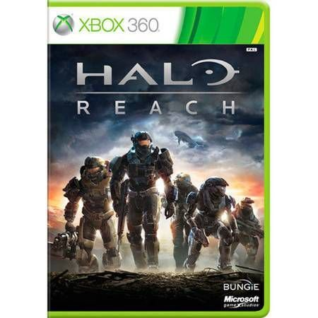Halo Reach Seminovo – Xbox 360