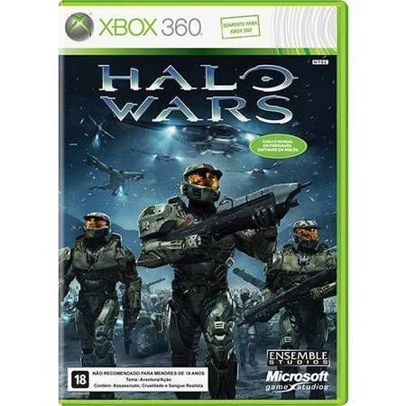 Halo Wars Seminovo – Xbox 360