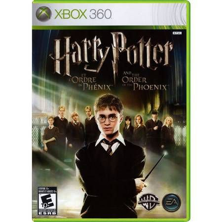 Harry Potter And The Order of the Phoenix Seminovo – Xbox 360