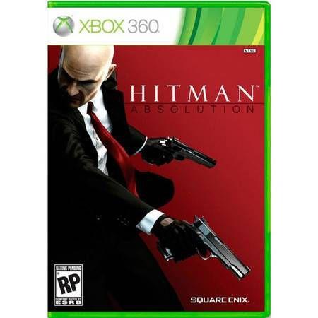 Hitman Absolution Seminovo – Xbox 360
