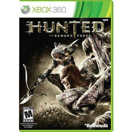 Hunted The Demons Forge Seminovo – Xbox 360