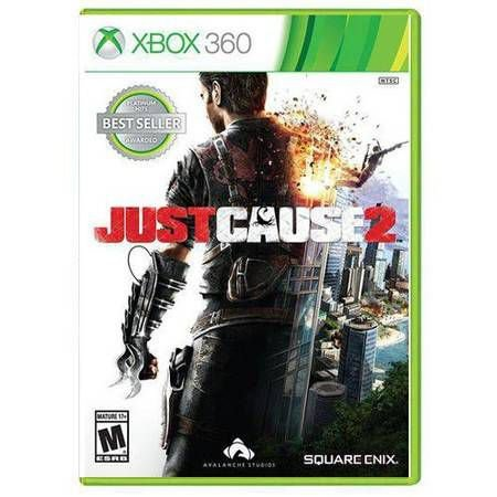 Just Cause 2 Seminovo – Xbox 360