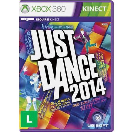 Just Dance 2014 Seminovo – Xbox 360