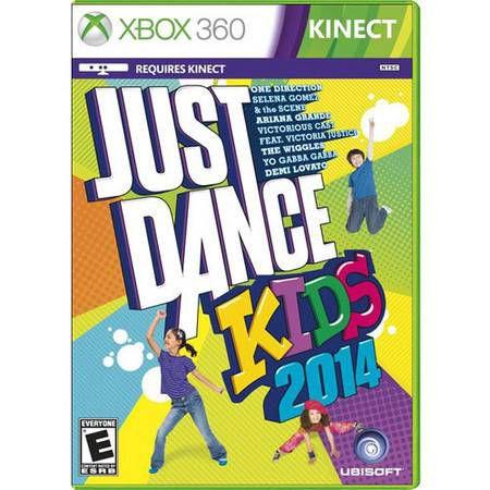 Just Dance Kids 2014 Seminovo – Xbox 360