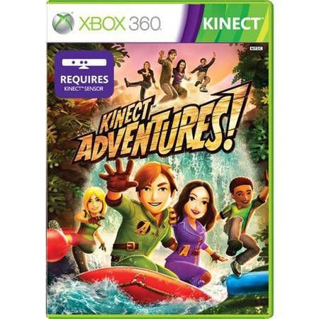 Kinect Adventures Seminovo – Xbox 360