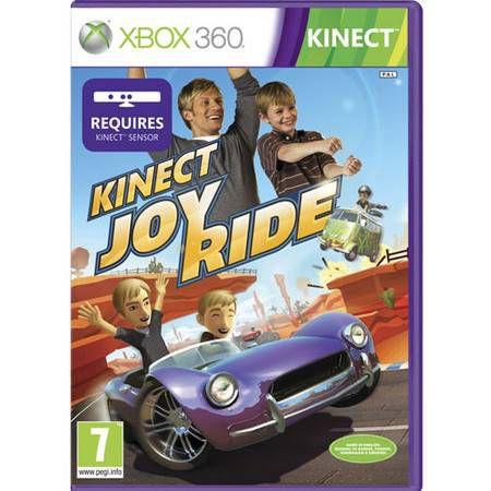 Kinect Joy Ride Seminovo – Xbox 360