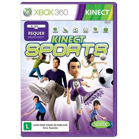 Kinect Sports Seminovo – Xbox 360