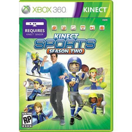 Kinect Sports: Segunda Temporada Seminovo – Xbox 360