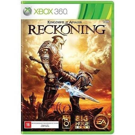 Kingdoms of Amalur Reckoning Seminovo – Xbox 360