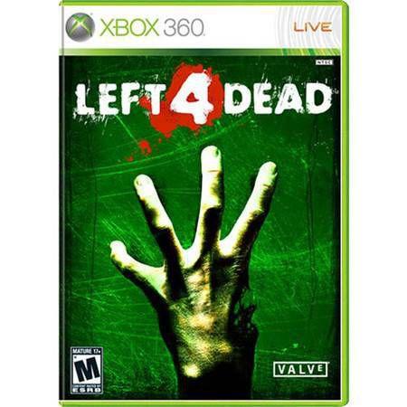 Left 4 Dead Seminovo – Xbox 360