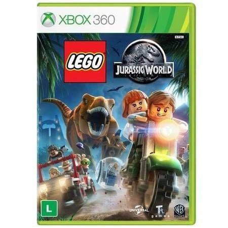 Lego Jurassic World Seminovo – Xbox 360