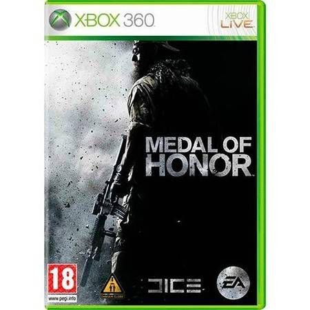 Medal Of Honor Seminovo – Xbox 360