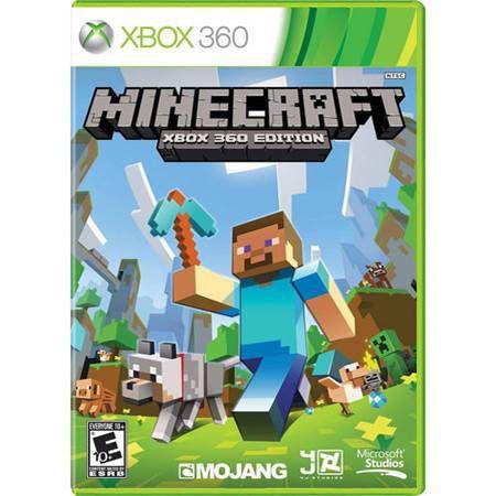 Minecraft Xbox 360 Edition Seminovo – Xbox 360