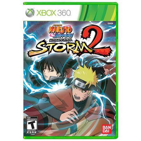 Naruto Shippuden Ultimate Ninja : Storm 2 Seminovo – Xbox 360