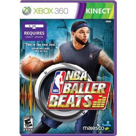 NBA Baller Beats Kinect Seminovo – Xbox 360