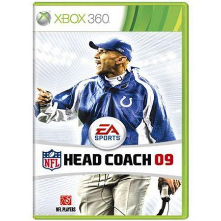 NFL Head Coach 09 Seminovo – Xbox 360