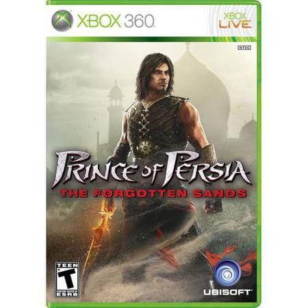 Prince Of Persia The Forgotten Sands Seminovo – Xbox 360