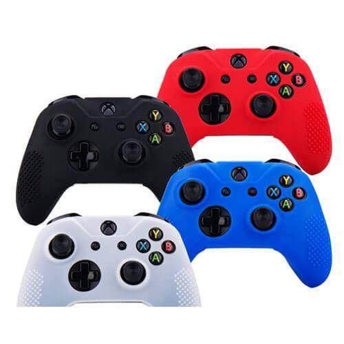 Skin de Silicone Para Controle Xbox One