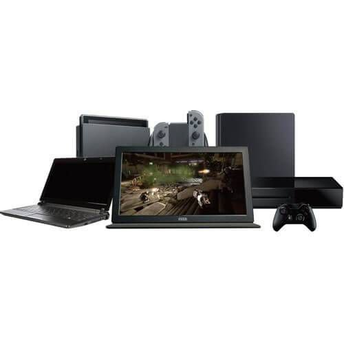Tela Monitor Gamer Portátil HD Pro Hori – Universal