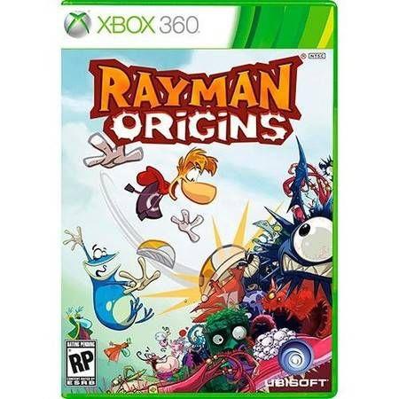 Rayman Origins Seminovo – Xbox 360