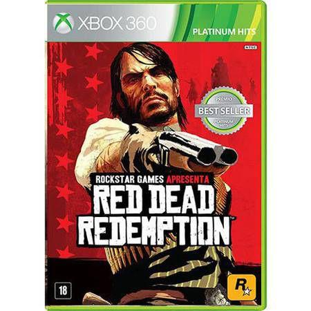 Red Dead Redemption Seminovo – Xbox 360
