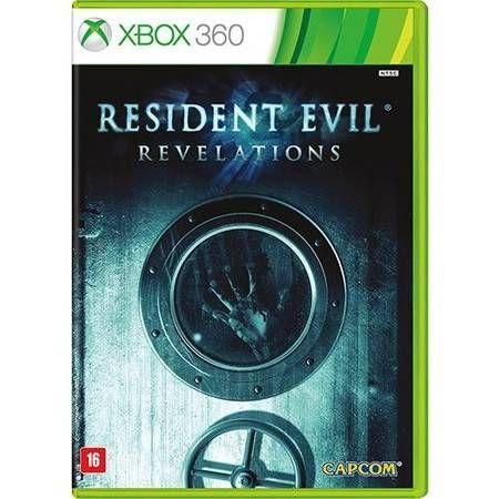 Resident Evil: Revelations Seminovo – Xbox 360