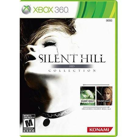 Silent Hill HD Collection Seminovo – Xbox 360