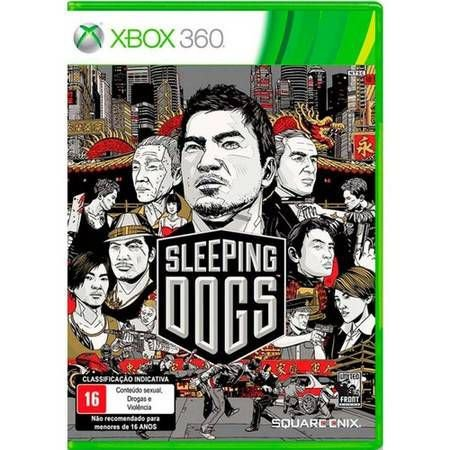 Sleeping Dogs Seminovo – Xbox 360