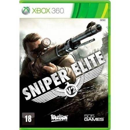 Sniper Elite V2 Seminovo – Xbox 360