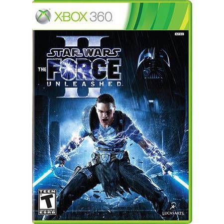 Star Wars The Force Unleashed II Seminovo – Xbox 360