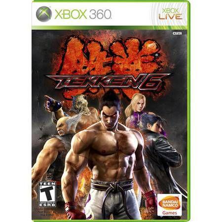 Tekken 6 Seminovo – Xbox 360