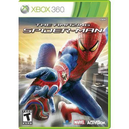 The Amazing Spider-Man Seminovo – Xbox 360