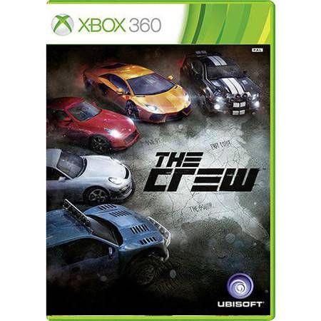 The Crew Seminovo – Xbox 360