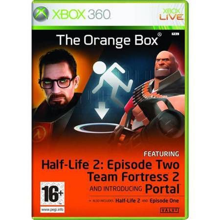 The Orange Box Seminovo – Xbox 360