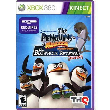 The Penguins Of Madagascar Kinect Seminovo – Xbox 360